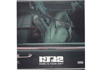 Rjd2 - More Is Than Isn't - (Vinyl)