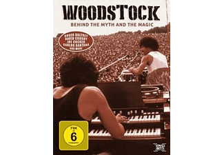 Woodstock - Behind The Myth And The Magic - (DVD)