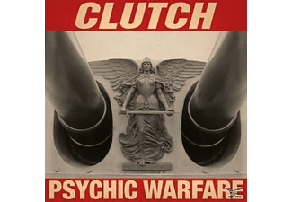 Clutch - Psychic Warfare (Lp Gatefold) - (Vinyl)
