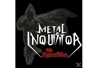 Metal Inquisitor - The Apparition (Re-Release+Bonus) - (CD)