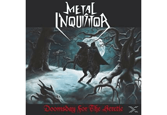 Metal Inquisitor - Doomsday For The Heretic (Re-Release+Bonus Dvd) - (CD)