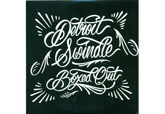 Detroit Swindle - Boxed Out - (CD)