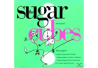 The Sugarcubes - Life's Too Good (Neon Green Limited Lp) - (Vinyl)