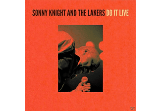 Sonny & The Laker Knight - Do It Live - (CD)