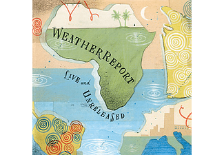 Weather Report - Live & Unreleased (CD)