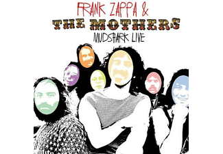 Frank Zappa, The Mothers Of Invention - Mudshark Live - (CD)