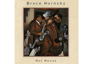 Bruce Hornsby - Hot House (CD)
