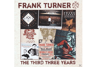 Frank Turner - The Third Three Years - (CD)