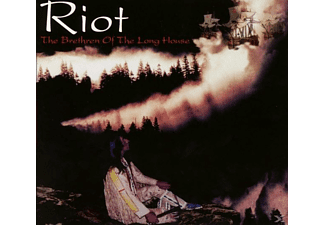 Riot - The Brethren Of The Long House Ri - (CD)