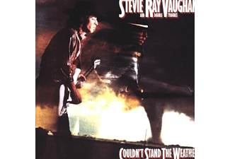 Stevie Ray & Double Trouble Vaughan - Couldn't Stand The Weather [CD]