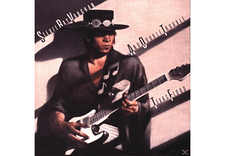 Stevie Ray & Double Trouble Vaughan - TEXAS FLOOD + 3 BONUS TRACKS [CD]