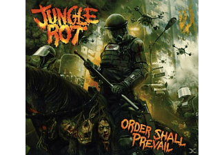 Jungle Rot - Order Shall Prevail [CD]