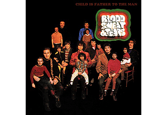 Blood, Sweat & Tears - Child is Father to The Man (CD)