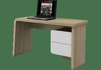 Jahnke cu culture c 130 laptop schreibtisch wei sanremo for Schreibtisch 130
