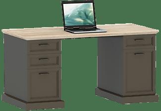 Jahnke schreibtisch classic desk 150 mediamarkt for Schreibtisch jahnke