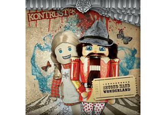 Kontrust - Second Hand Wonderland - (CD)