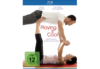 Playing It Cool - (Blu-ray)