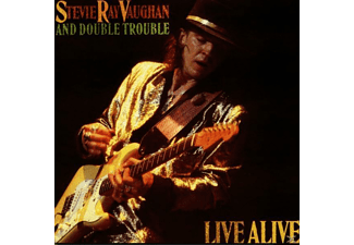 Stevie Ray Vaughan - Live Alive - (CD)