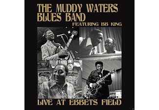 The Muddy Waters Bluesband, B.B. King - Live At Ebbets Field [CD]