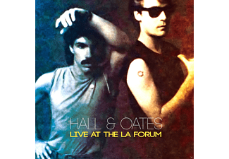 Hall & Oates - Live At The La Forum - (CD)