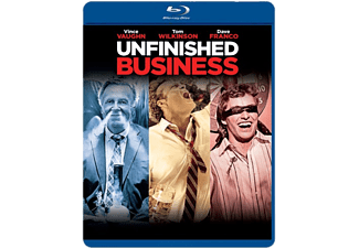 Unfinished Business Komedi Blu-ray