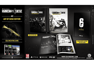 Tom Clancy's Rainbow Six Siege - Art Of Siege Edition Xbox One
