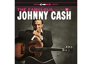 Johnny Cash - Fabulous (CD)