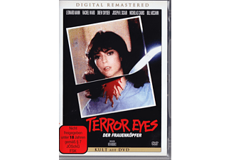 Terror Eyes - Der Frauenköpfer - (DVD)