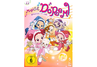 Magical Doremi: Staffel 2.2 (Ep 77-100) [DVD]