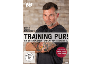 Fit for fun - Training pur! Mit Karsten Schellenberg - (DVD)