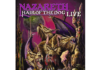 Nazareth - Hair Of The Dog Live [Vinyl]