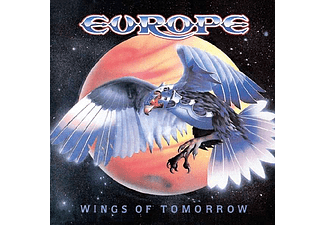 Europe - Wings of Tomorrow (CD)