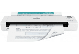 Brother DS-920DW scanner
