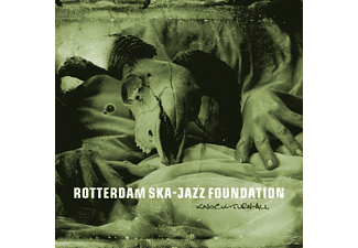 Rotterdam Ska Jazz Foundation - Knock Turn All 10 [CD]