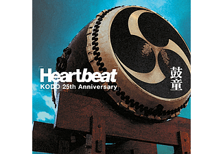 Kodo - Heartbeat - 25th Anniversary Edition (CD)