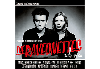 The Raveonettes - Whip It On (CD)