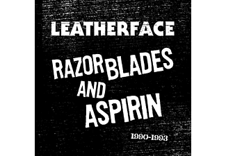 Leatherface - Razor Blades And Aspirin: 1990-19 - (CD)