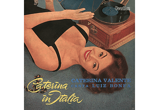 Caterina Valente - Caterina In Italia &... - (CD)