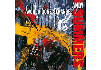 Andy Summers - World Gone Strange (CD)