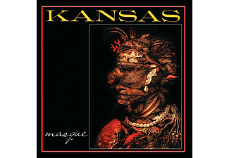Kansas - Masque (CD)
