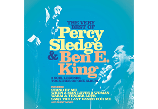 Percy Sledge, Ben E. King - Very Best Of Percy Sledge & Bene.King, The [CD]