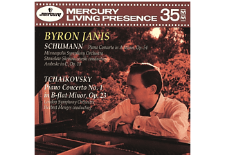 Minneapolis Symphony Orchestra;Byron Janis;Menges;London Symphony Orchestra - Tschaikowsky: Klavierkonzert 1 - (CD)
