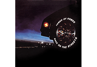 Tower of Power - Back on the Streets (CD)