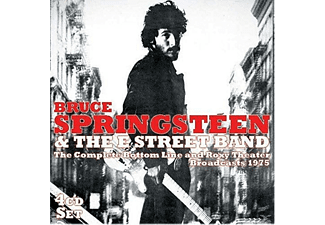 Bruce & The E Street Band Springsteen - The Complete Bottom Line Broadcast 1975 - (Vinyl)