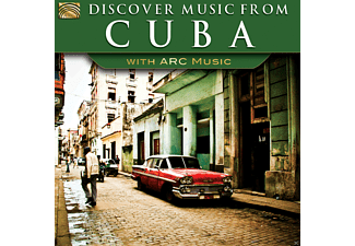 VARIOUS - Discover Music From Cuba - With Arc Music [CD]
