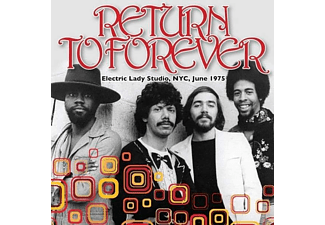 Return To Forever - Electric Lady Studio (Nyc, June 1975) - (Vinyl)