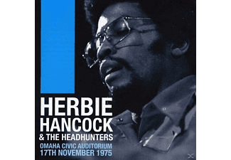 Herbie Hancock, The Headhunters - Omaha Civic Auditorium (17th Nov.1975) - (Vinyl)