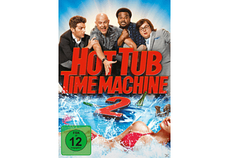 Hot Tub Time Machine 2 - (DVD)
