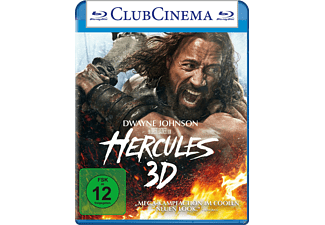 Hercules Single [3D Blu-ray]