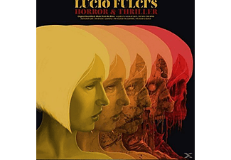 VARIOUS - Lucio Fulci's Horror & Thriller (Limited Edition) - (Vinyl)